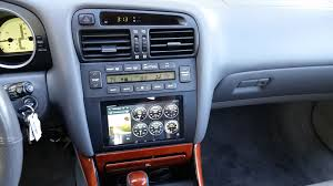 2002 lexus is300 for sale in bc my in dash 7 inch galaxy tablet install clublexus lexus forum