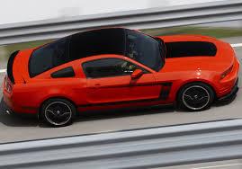 Mustang Boss 302 Black 2012 Ford Mustang Boss 302 Sports Cars