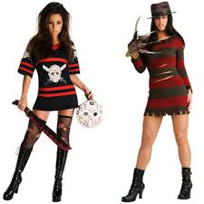 Walmart Halloween Costumes Girls Beware Horror Sleazy Costumes