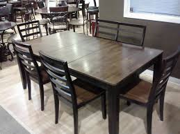 Ashley Furniture Round Dining Sets The Radkes A Rome In Rosemont Ashley Furniture Has Layaway Who