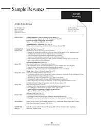 Resume Template For College Students   http   www resumecareer info  Pinterest