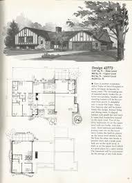 tri level house plans 1970s house plans dukes place
