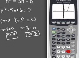 factoring polynomials and solving quadratic equations calculator
