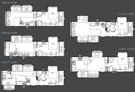 Fifth Wheel Bunkhouse Floor Plans Holiday Rambler Fifth Wheel Floor Plans U2013 Meze Blog