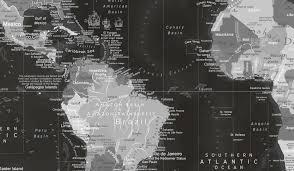 World Map Canvas by Uss Enterprise World Map Canvas Wrap Map Geojango Maps