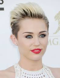 spiky short hairstyles hair style and color for woman