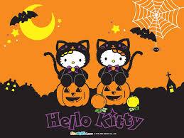 halloween pixel backgrounds wonderfull hello kitty halloween wallpapers tianyihengfeng free