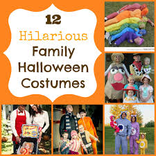 Halloween Costumes For Families by Fun Halloween Costume Ideas For The Family Happy Home Fairy