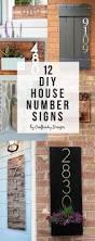 Home Design Outlet Center House Number Ideas