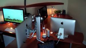 Design My Home by Apple Mac Pro Setup 2013 My Home Office Design Tour Youtube