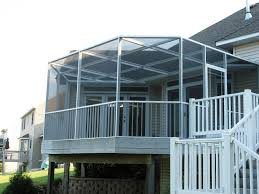 enclosed screen porch awesome plans tips to install enclosed