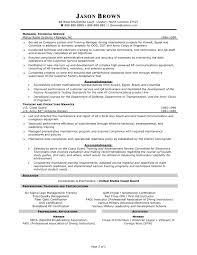 Sample Test Manager Resume by Resume Affiliate Manager Httpwwwresumecareerinforesume Format