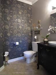 Small Powder Room Wallpaper Ideas Powder Room Idea Powder Room Design Ideas With Powder Room Idea