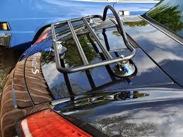 Porsche Boxster Trunk - porsche boxster luggage rack no clamps no brackets no paint damage