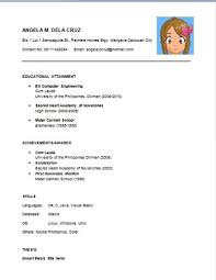 Nursing Student Sample Resume by Sample Resume Fresh Graduate Nursing Student