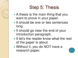 Writing A Research Paper In    Easy Steps SlideShare     can be taken out