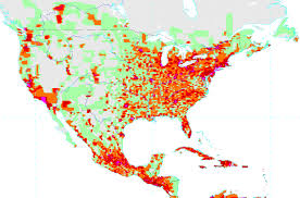 Population Density Map United States by Plant And Soil Sciences Elibrary Print Lesson