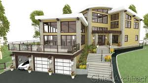 Contemporary Style House Plans One Story Home Plans With Lots Of Windows