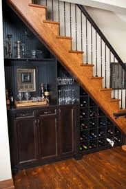 Wine Bar Decorating Ideas Home by Best 10 Bar Under Stairs Ideas On Pinterest Small Home Bars
