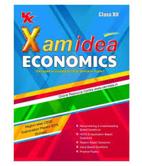 xam idea economics xii 2016 17 buy xam idea economics xii 2016