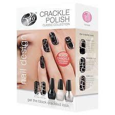 crackle nail varnish ebay