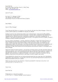 Fresh Graduate Cover Letter Sample   what is the objective in a resume happytom co