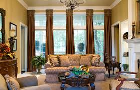 living room window dressings for living room home design
