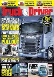 Truck  amp  driver uk november      by Augusto Dantas   issuu