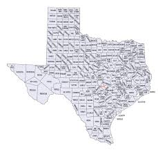 Texas Map Austin by Interactive County Map