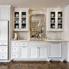 Mirror Behind Kitchen Sink French Kitchen Lisa Luby Ryan - French kitchen sinks