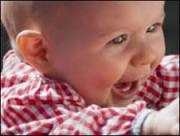 Brilho diferente em olho leva a diagnóstico de câncer em bebê