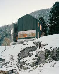 quietly swiss alpine modern