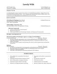 Student Resume Examples No Experience by Cna Resume Example Top 8 Restorative Nursing Assistant Resume