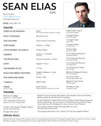 Best It Resume Sample by Resume U2014 Sean Elias