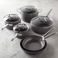 black friday ceramic cookware williams sonoma professional ceramic nonstick 10 piece cookware