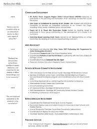 Resume Format For School Teacher Job     BNSC happytom co