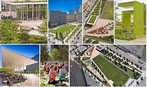 Downtown Dallas Map by Main Street Garden Dallas Parks Tx Official Website