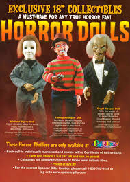 Spencers Store Halloween Costumes Horror Dolls Spencer Gifts Michael Myers Doll