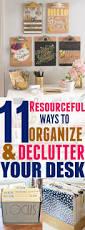 Small Desk Organization Ideas Best 25 Desk Storage Ideas On Pinterest Desk Ideas Crate