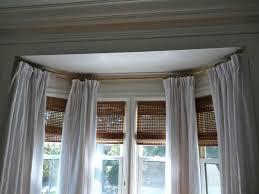 kitchen bay window blinds decor window ideas