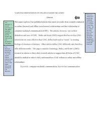 Owl Purdue Mla Research Paper Format Phrase