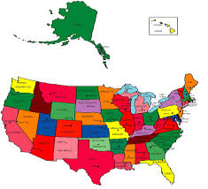 United States Map Delaware by Largest Most Detailed Usa Map And Flag U2013 Travel Around The World