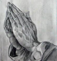 durer, albrecht hand praying
