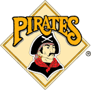 Pittsburgh Pirates Primary Logo - National League (NL) - Chris ...