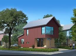 new narrow lot modern infill house plans modern house design