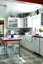 Retro Kitchens Retro Kitchen Design Best 10 Modern Retro Kitchen Ideas On