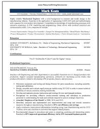 Resume Samples For Experienced Mechanical Engineers by Mechanical Engineer Resume Sample Career U0026 Education Pinterest