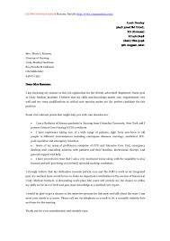Sales Application Letter Sample   sendletters info   sample application letter