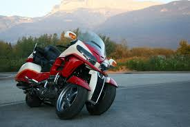 the honda gold wing trike is the one you want