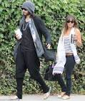 Russell Brand and new girlfriend Isabella Brewster enjoy a morning ...